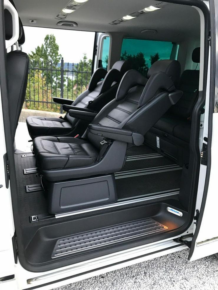 Bild 5: Volkswagen T5 Multivan 2.0 D 4MOTION