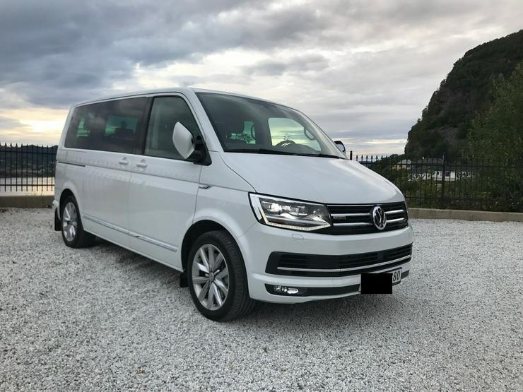 Volkswagen T5 Multivan 2.0 D 4MOTION - Multivan - Bild 1