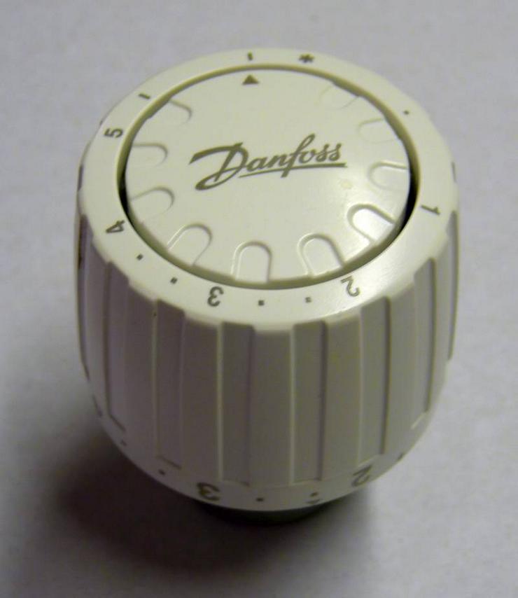 5 Thermostatkopf für Danfoss Heizkörperventile