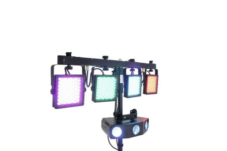 Bild 2: Verleih Eurolite KLS-Kombo Pack 10 LED - Lichtanlage I Partylicht