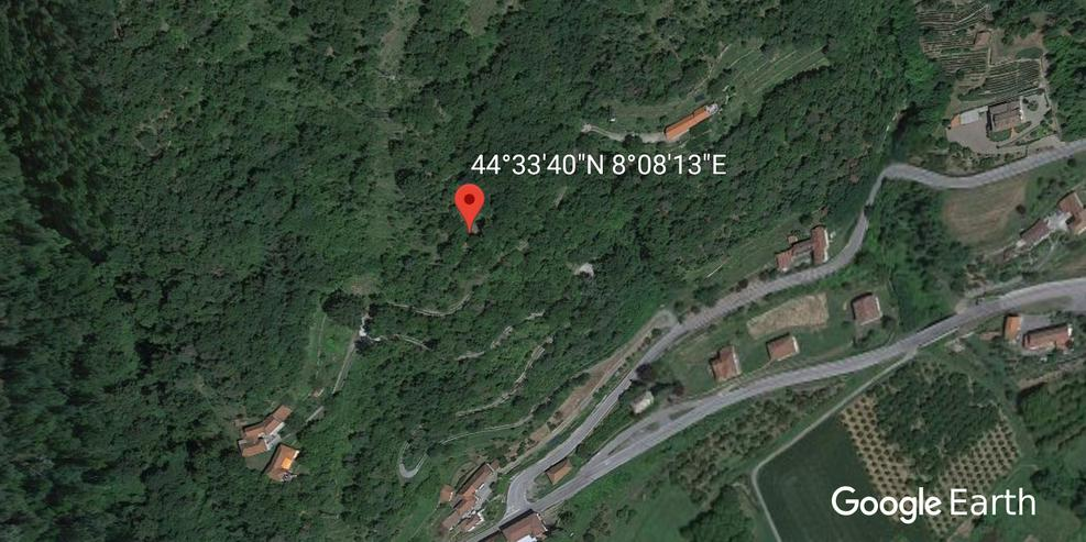 Baugrundstück Piemont Italien