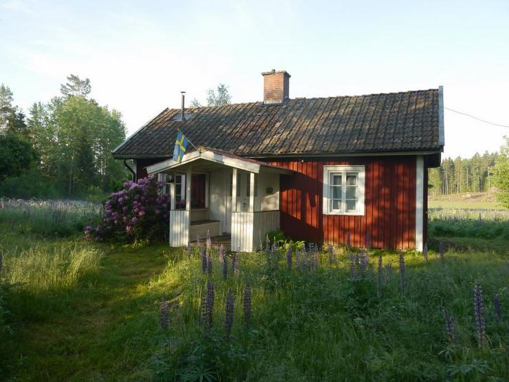 Schweden - Grundstück nahe Sjötorp (am Götakanal, Provinz Västra Götalands Län) - Grundstück kaufen - Bild 1