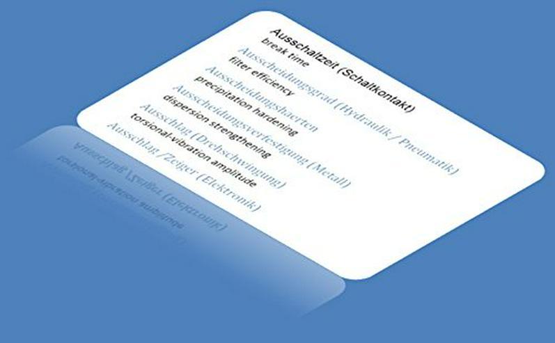 Bild 6: Begriffe im Woerterbuch nachschlagen