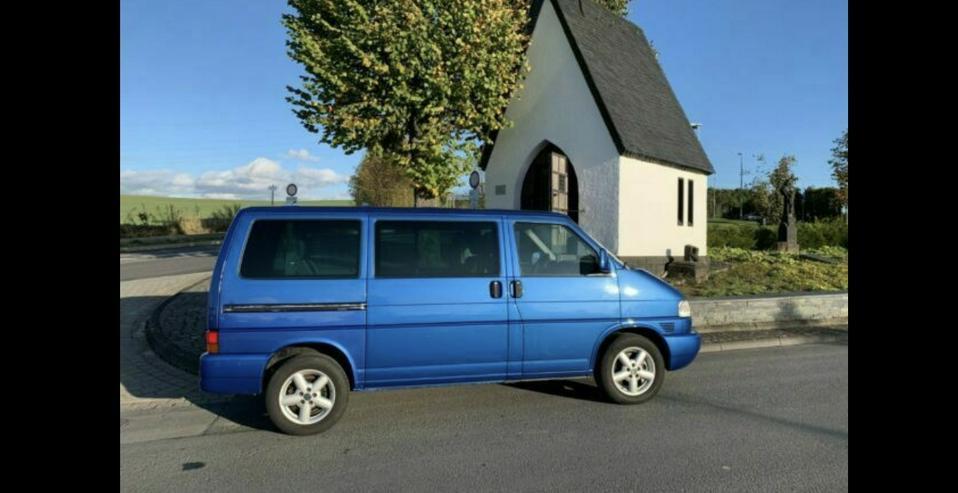 Bild 6: Multivan T4 Wohnmobil zul.