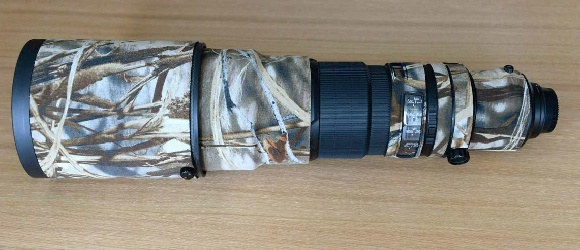 Nikon Nikkor AF-S 500mm f/4.0 AF-S VR ED Objektiv