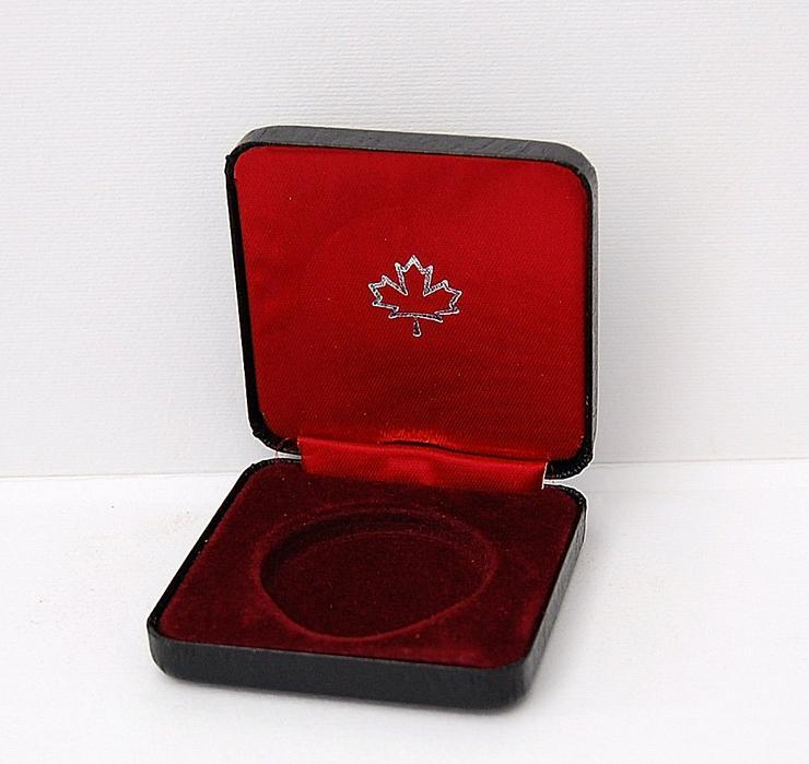 Bild 2: Kanada 1 Dollar Lokomotive Silber Münze
