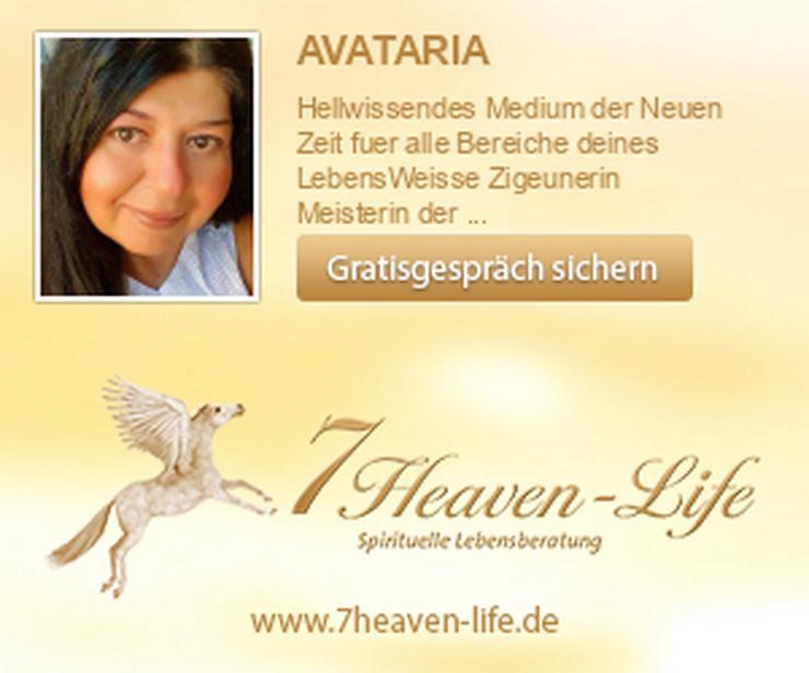Avataria-Channeling-Kartenlegen am Telefon