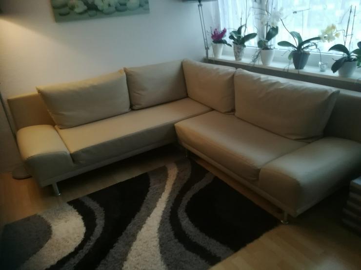 Sofa mit Bettfunktion und Bettkasten,Schrankwand ,Sideboard