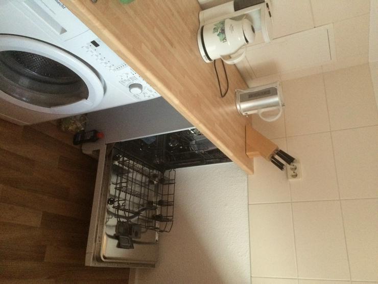 Bild 2: Mitbewohnerin gesucht, WG-komplett 1Zimmer, m. Balkon, in Coswig Anh. Küche, Bad parterre