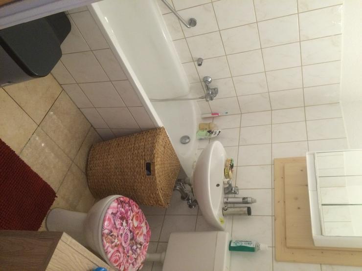 Mitbewohnerin gesucht, WG-komplett 1Zimmer, m. Balkon, in Coswig Anh. Küche, Bad parterre