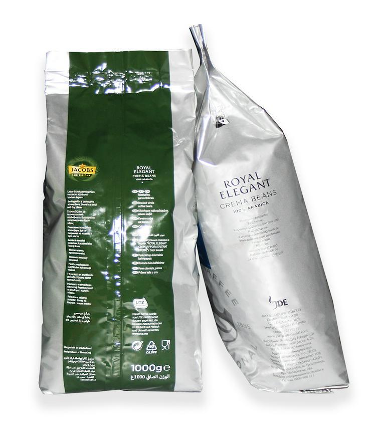 Bild 2: Gastronomen aufgepasst! Jacobs Bohnenkaffee Royale Elegant 1000g zu verkaufen