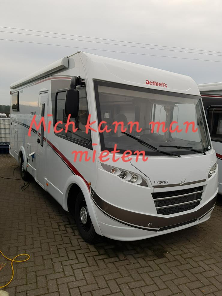 Wohnmobil / Reisemobil mieten vermieten 4 Schlafplätze 4 Personen