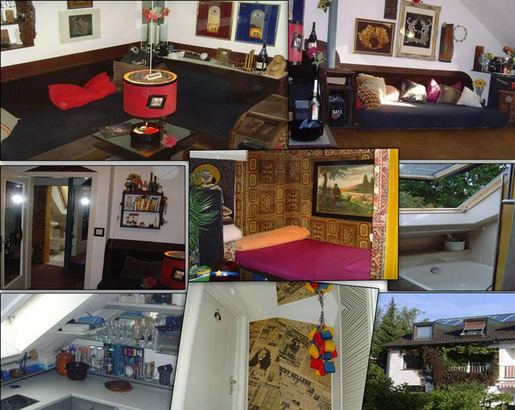 1-Zimmer-Apartment für 4Monate an seriöse Dame M-Grosshadern