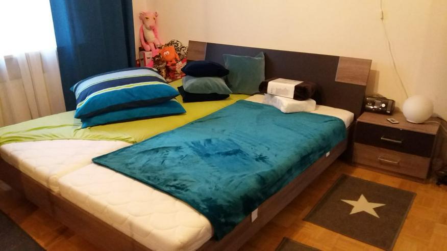 Schlaffzimmer fast NEU 5 Monate alt  - Sonstige Möbel - Bild 1