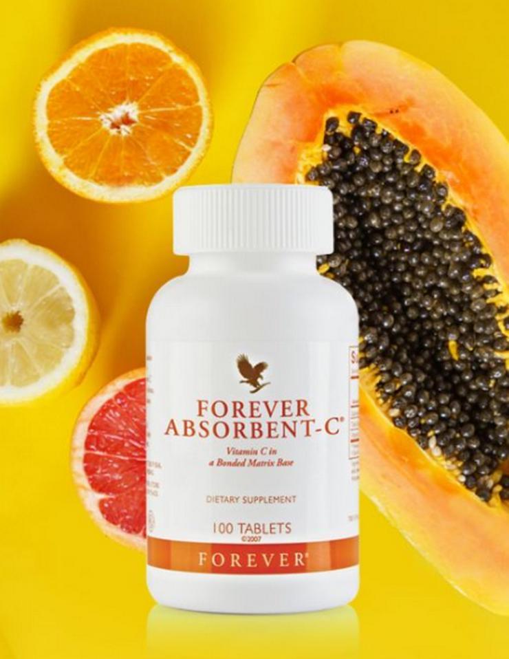 Forever Absorbent-C   Vitamin C zur Stärkung des Immunsystems