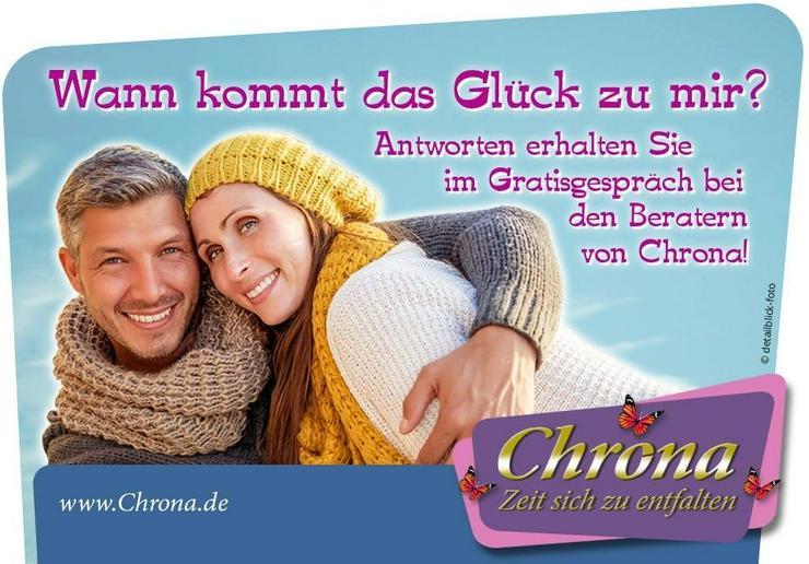 Chrona - Jetzt 10 minütiges Gratisgespräch nutzen!