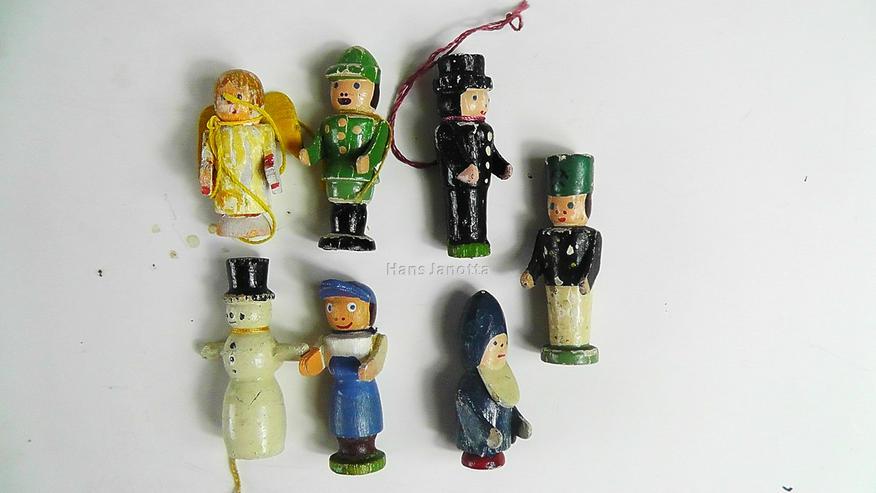 Bild 4: Winterhilfswerk-Figuren aus dem 2. Weltkrieg.