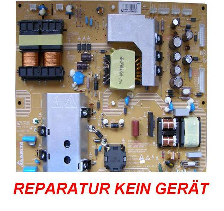 Philips TV 37PFL9604 Netzteil Reparatur