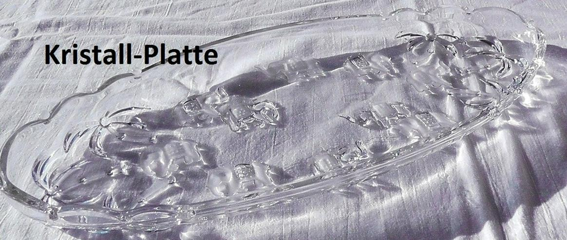 Bild 3: Blei-Kristall-Gefäße
