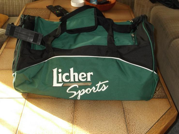 Bild 3: Sporttasche von Licher