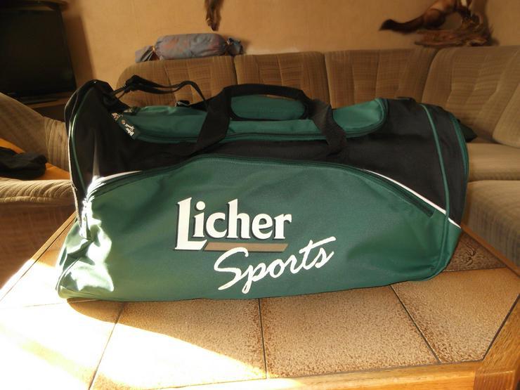Sporttasche von Licher