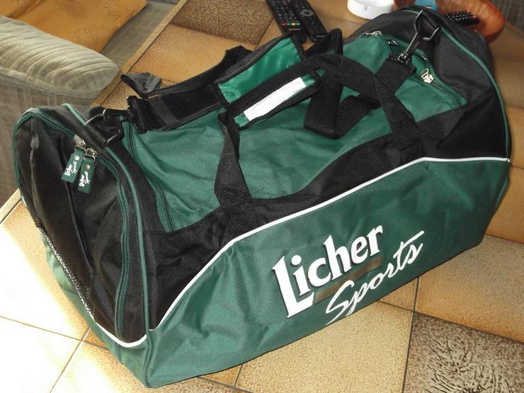 Bild 6: Sporttasche von Licher