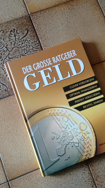 """Bild 2: Buch """"Das Geld"""" Der Große Ratgeber"""