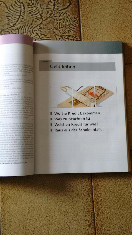 """Bild 5: Buch """"Das Geld"""" Der Große Ratgeber"""