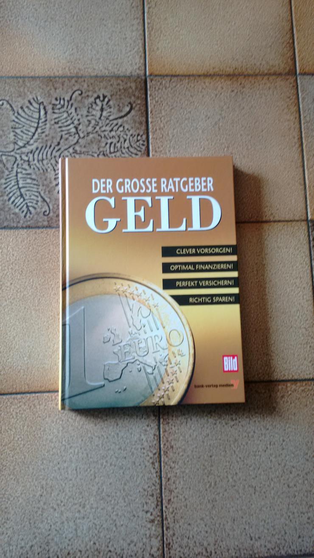 """Bild 3: Buch """"Das Geld"""" Der Große Ratgeber"""