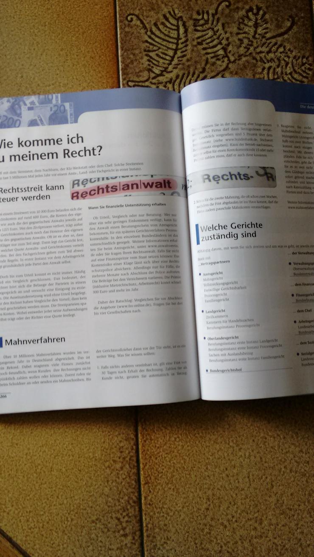 """Bild 4: Buch """"Das Geld"""" Der Große Ratgeber"""