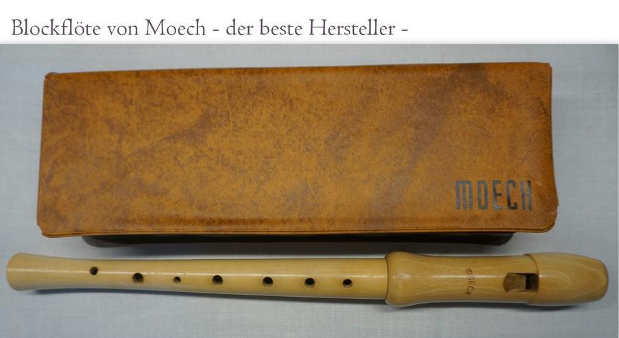 Blockflöte vom Hersteller von  M O E CH - Weitere Instrumente - Bild 1