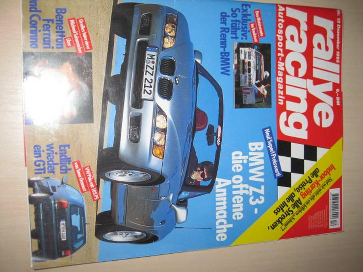 Motorsport-Zeitchriften