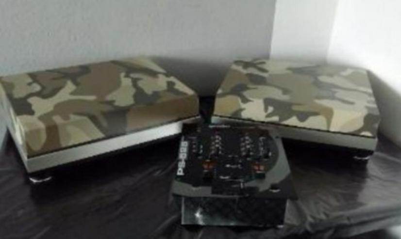 Gemini 2x Plattenteller + 1 Mixtable