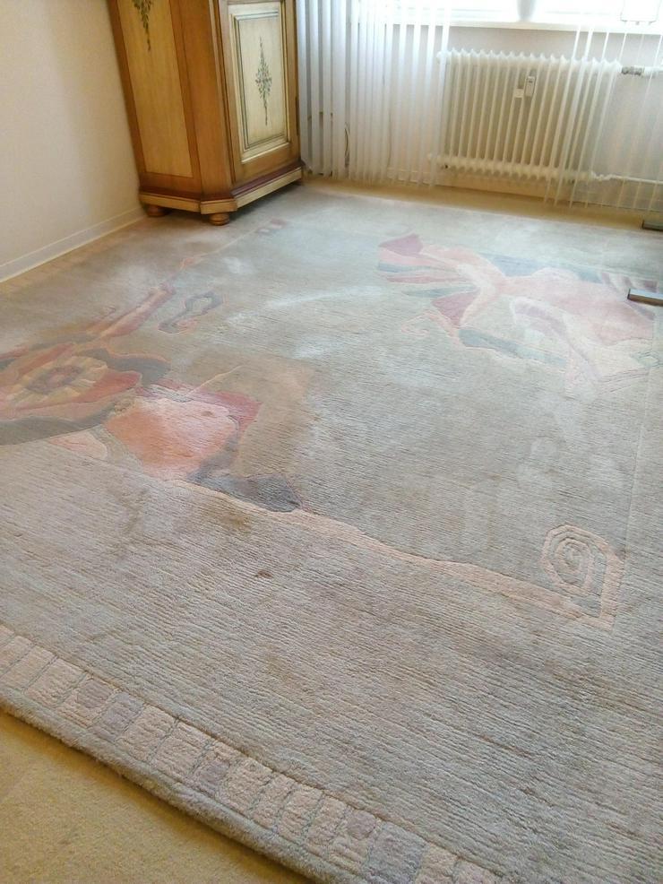 Bild 2: Echter Tibeter Teppich zu verkaufen.