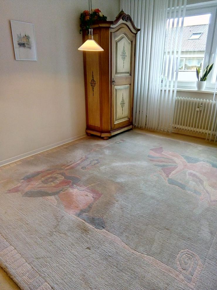 Echter Tibeter Teppich zu verkaufen. - Teppiche - Bild 1