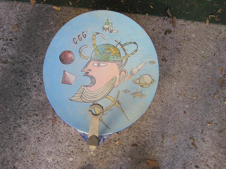 Satelittenschüssel 60 cm