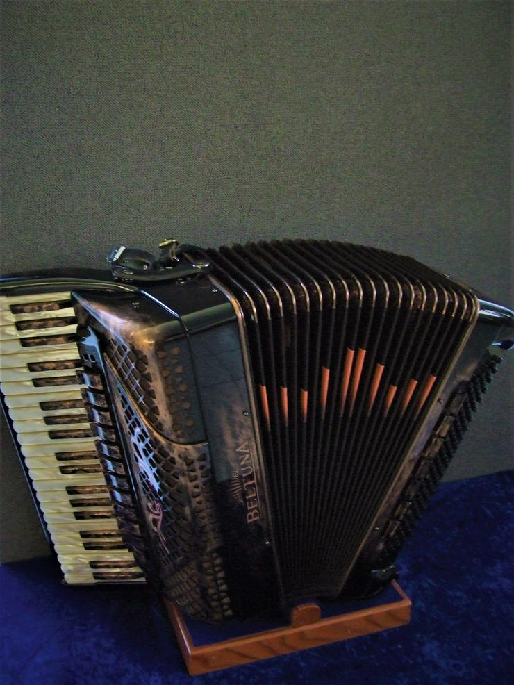 Akkordeon Beltuna Spirit Vintage Version 120 Bass