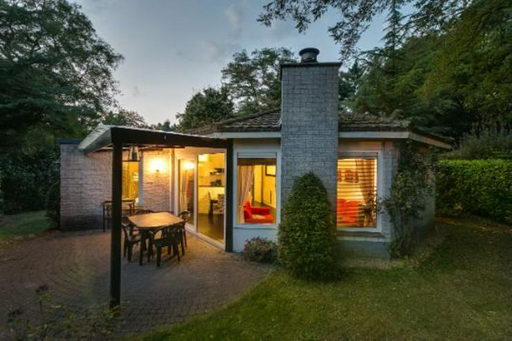 Bild 2: Freistehendes Ferienhaus gelegen im Wald in Harderwijk (Niederlande)