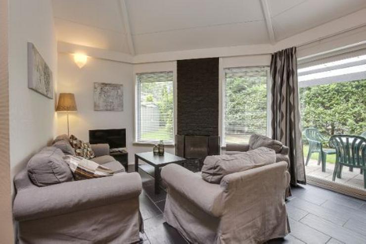 Bild 4: Freistehendes Ferienhaus gelegen im Wald in Harderwijk (Niederlande)