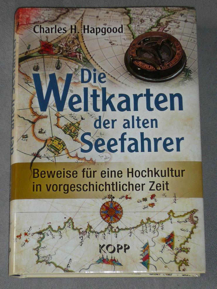 Die Karten der alten Seefahrer