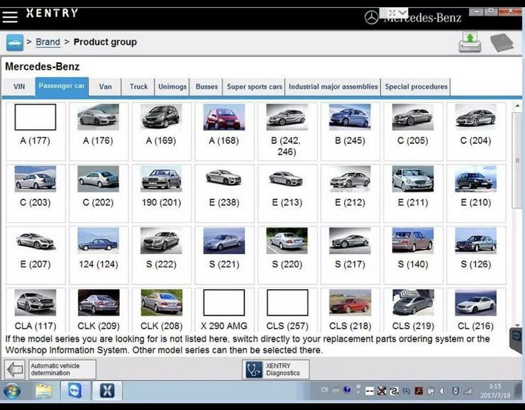 Bild 2: Mercedes WIS EPC ASRA Werkstatt Service Reparatur DVD - SLK SL Vito Viano Sprinter Atego Pagode