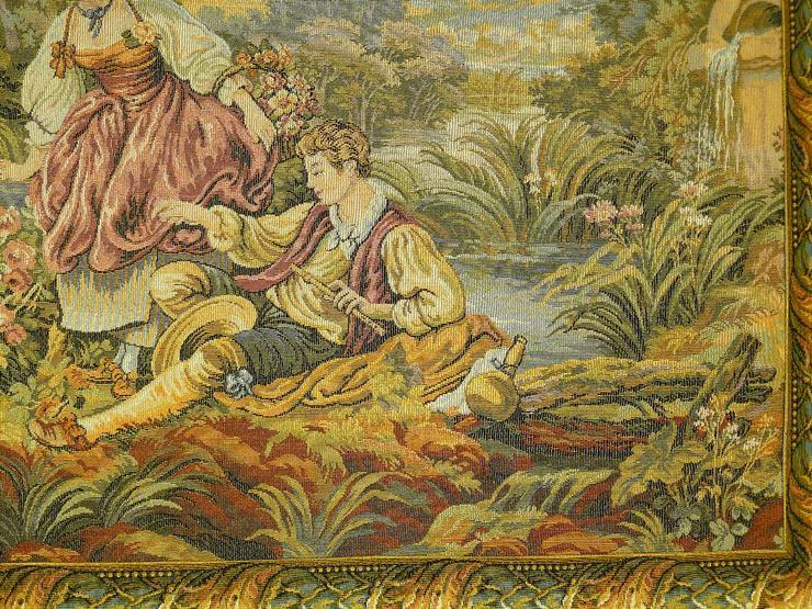 Bild 3: Gobelin Romantik-Bildteppich 137x82 (G023)