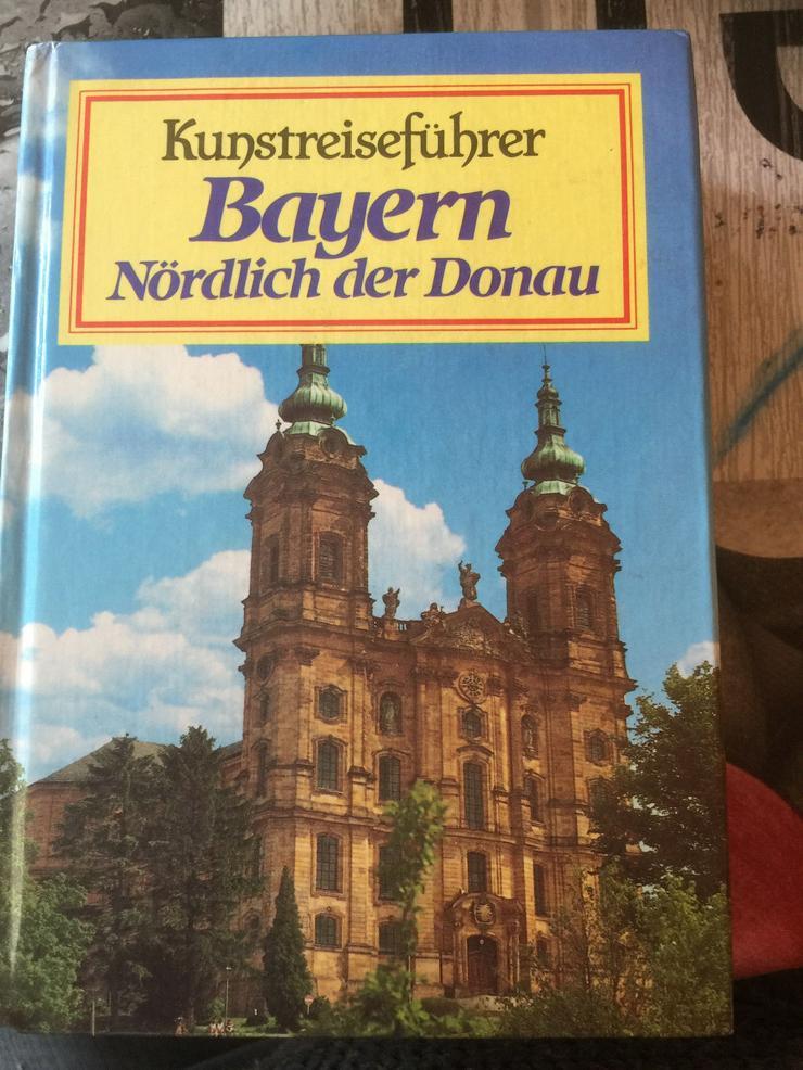 Kunstreiseführer Bayern nördlich der Donau