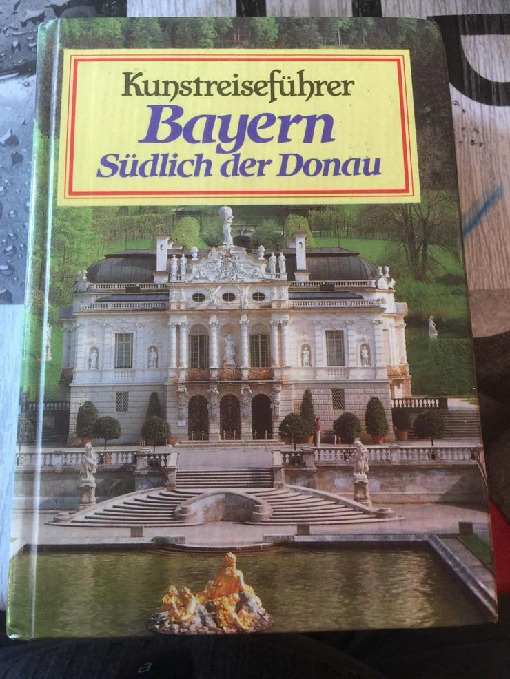 Kunstreiseführer Bayern südlich der Donau
