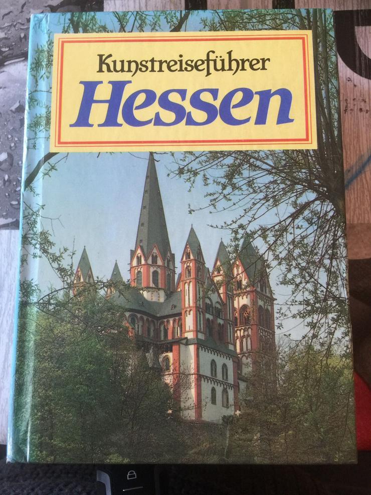 Kunstreiseführer Hessen