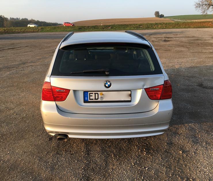 Bild 3: BMW 316 D Touring
