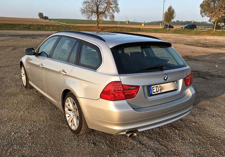 Bild 2: BMW 316 D Touring
