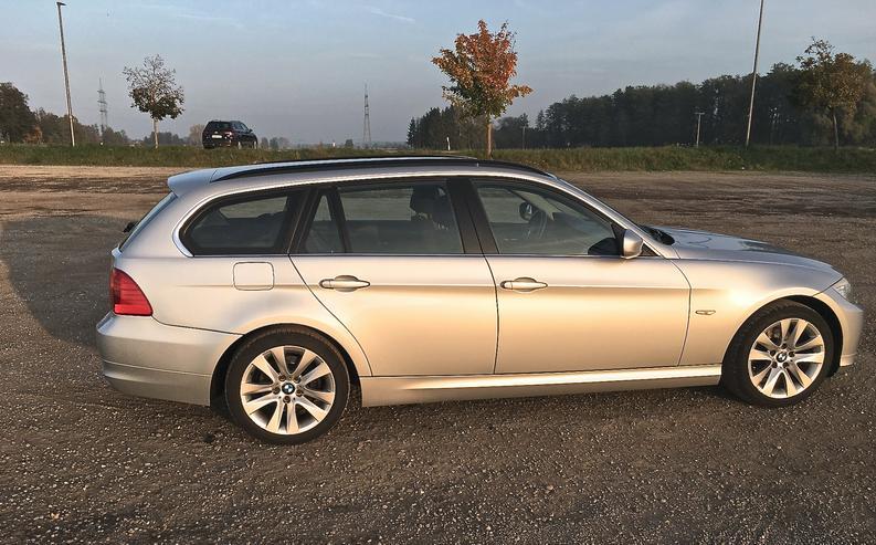 Bild 4: BMW 316 D Touring