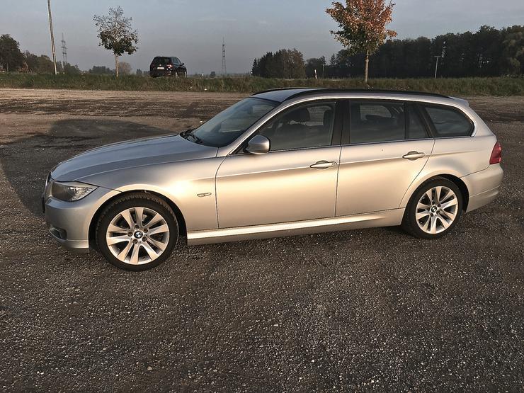 Bild 5: BMW 316 D Touring