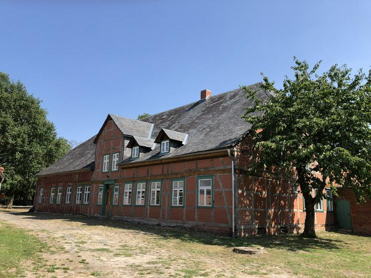 Sanierte Hofanlage im Wendland